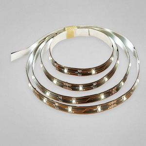 LED tape light for space limitations